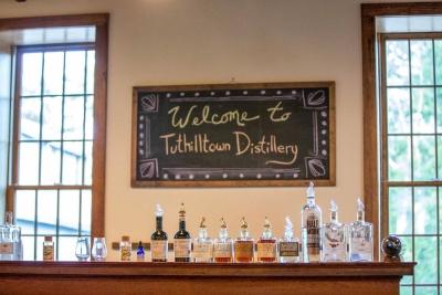 Tuthilltown & Hudson Whiskey