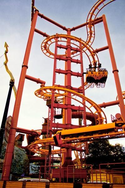 58.Vienna-Roller-Coaster