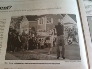Photo in NP Times