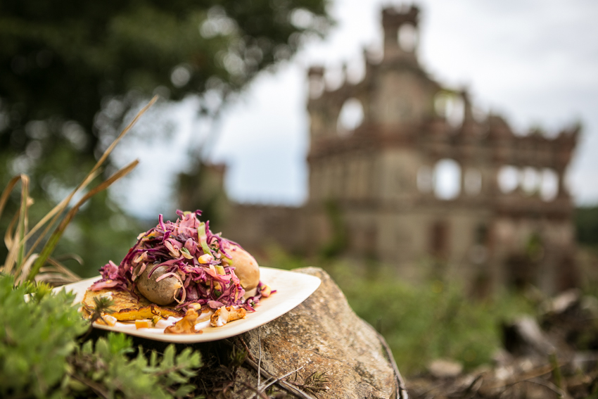 #FoodieFriday – Chef's Consortium // Bannerman's Island