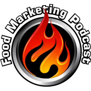 Caylena Interviewed on Food Marketing Podcast!