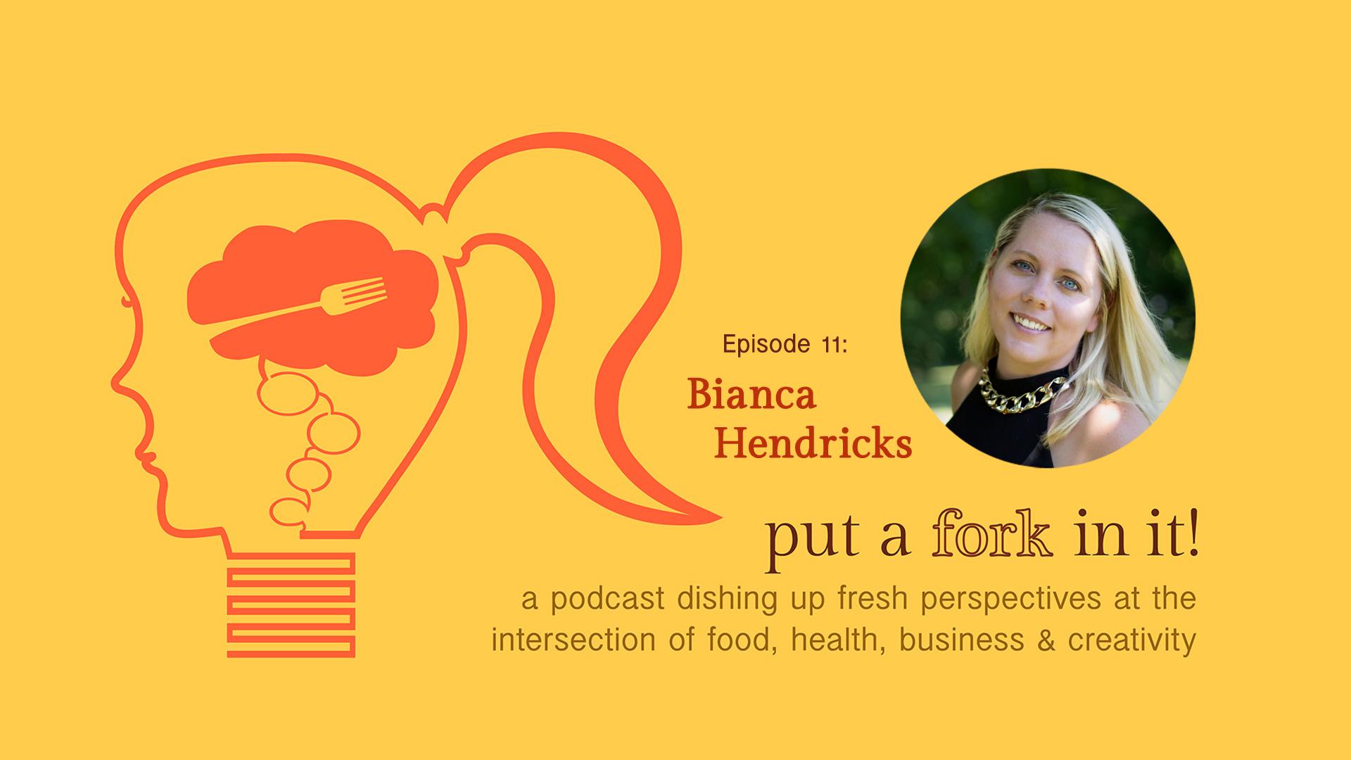 PAFII Episode 11: Bianca Hendricks, RSVP by B