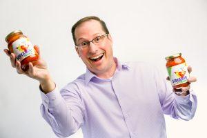 Richard Romano, founder of Screamin Onionz
