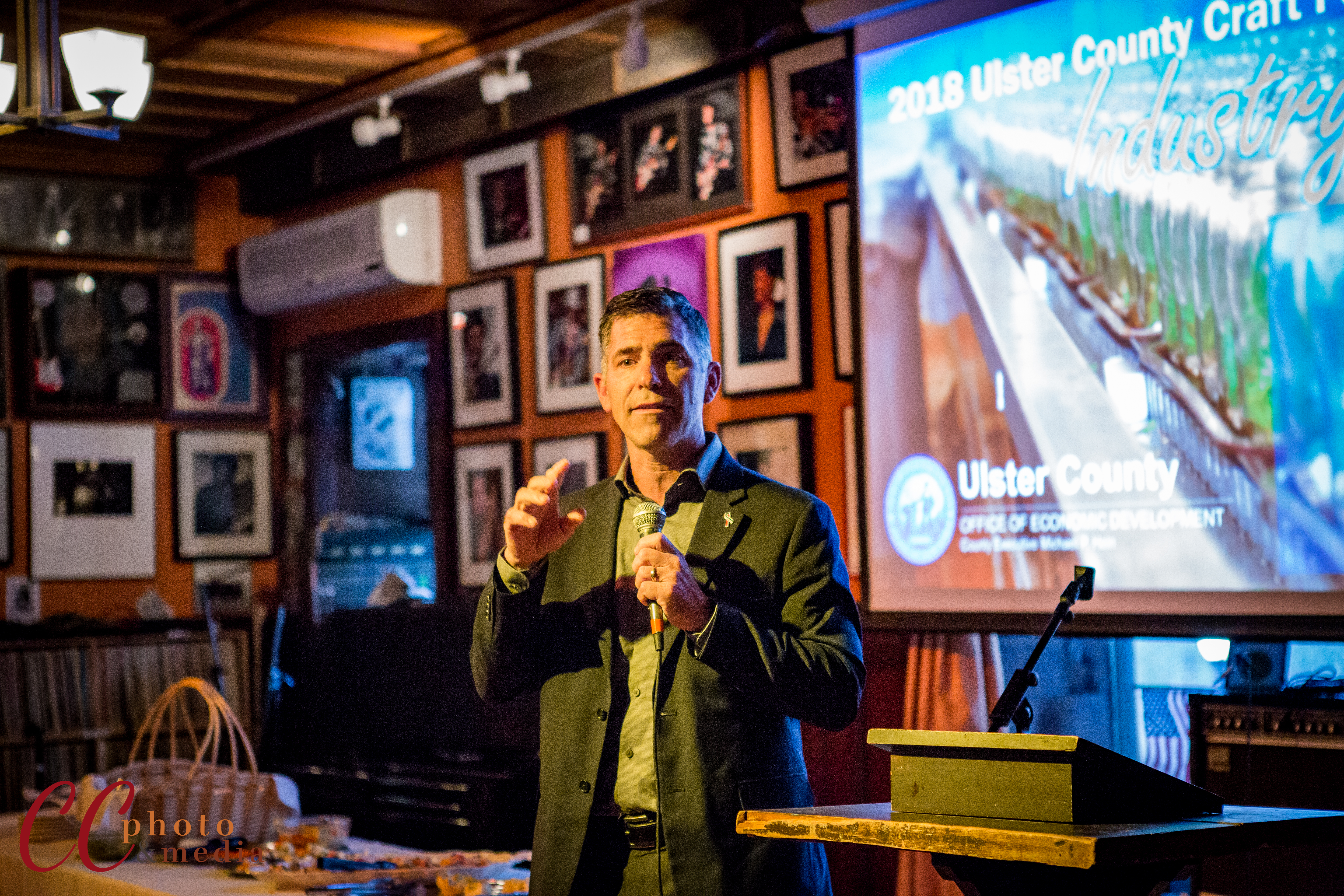 Ulster County Craft Food & Beverage Mixer, April 2018 at The Falcon in Marlboro, NY. Photos by Hudson Valley Photographer Caylena Cahill