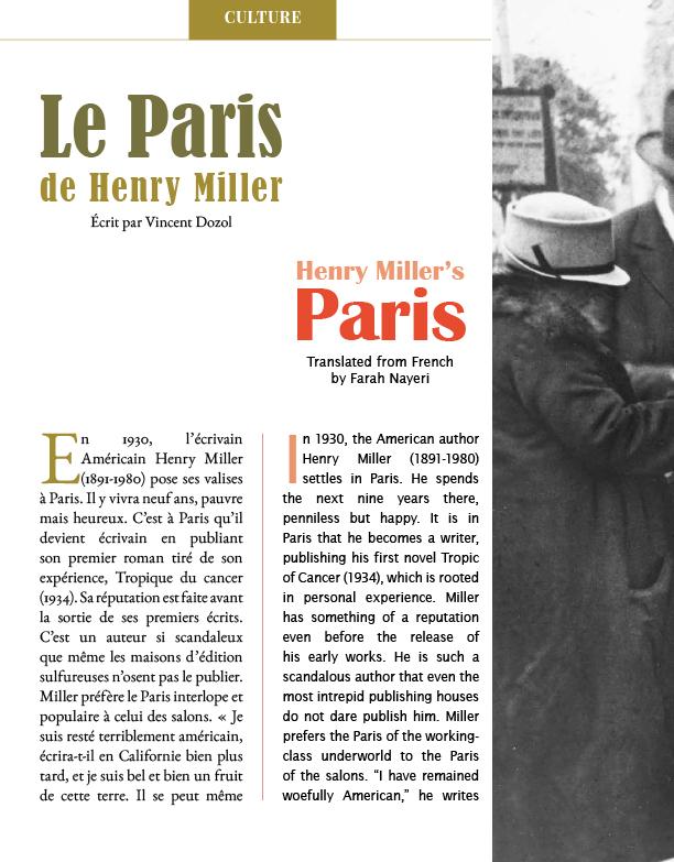 France Amerique - Page 1