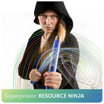 Resource Ninja