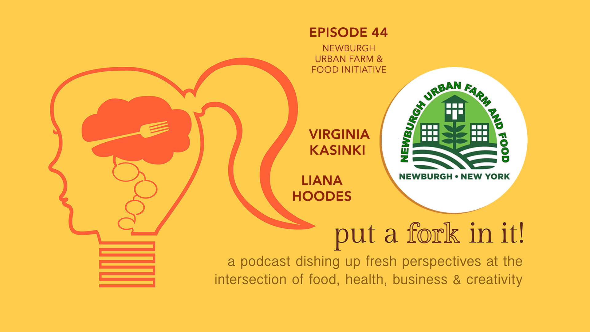 44: Newburgh Urban Farm and Food Initiative